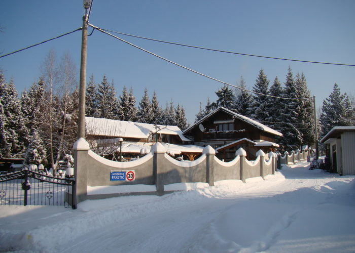 FRKETIĆ - Obiteljski dom za starije