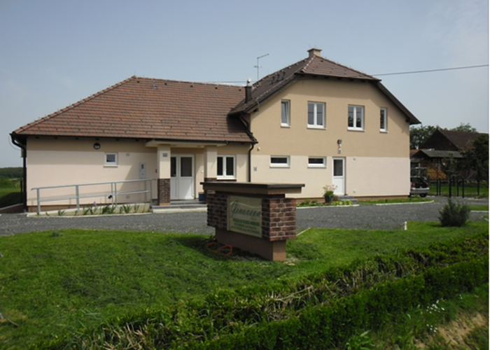 GENOVEVA - Care home