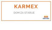 KARMEX dom - <span></noscript>Dom za starije </span>