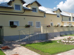 Dom za starije Sveti Benedikt, Josipdol