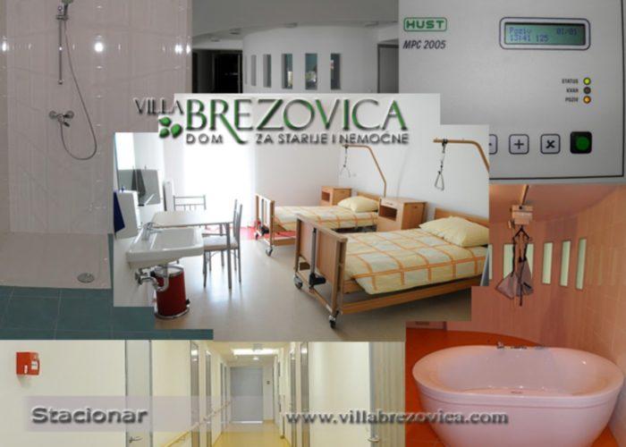 Dom za starije VILLA BREZOVICA