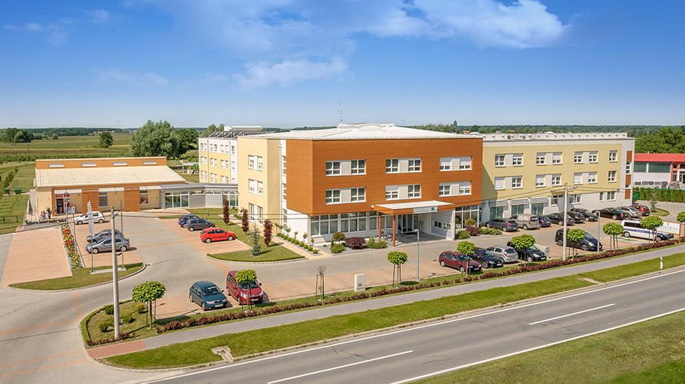Dom Vita Nova, Bjelovar, zgrada