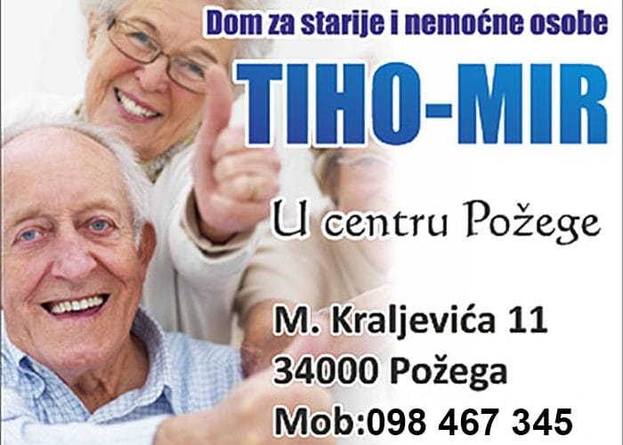TIHO-MIR - Care home