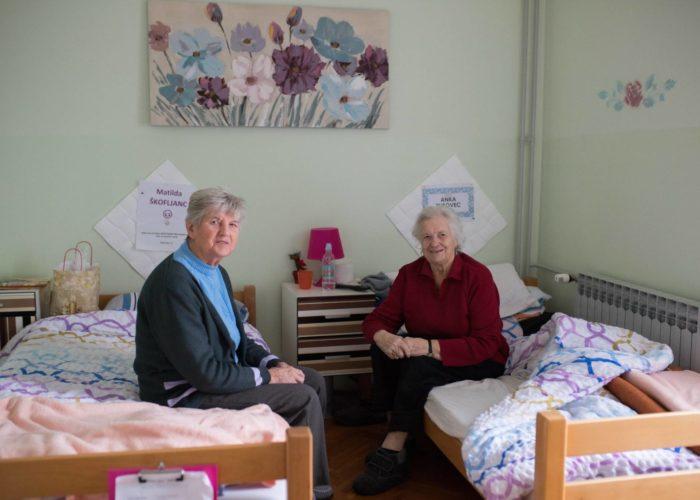 Obiteljski dom za starije TOČKICA
